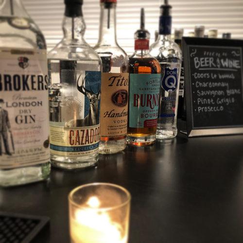 Spokane, Washington Drinks Catering