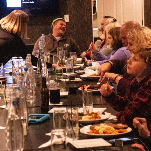 Spokane Catering Banquet