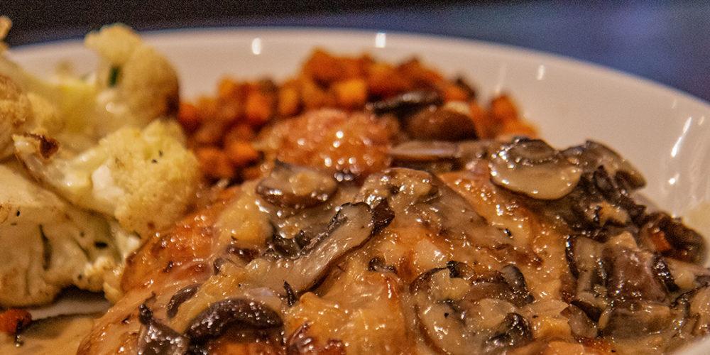 maple bourbon chicken spokane