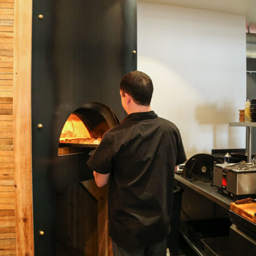 Remedy Spokane Brick Oven Restaurant