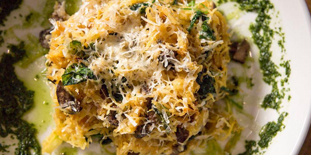 spaghetti squash restaurant spokane