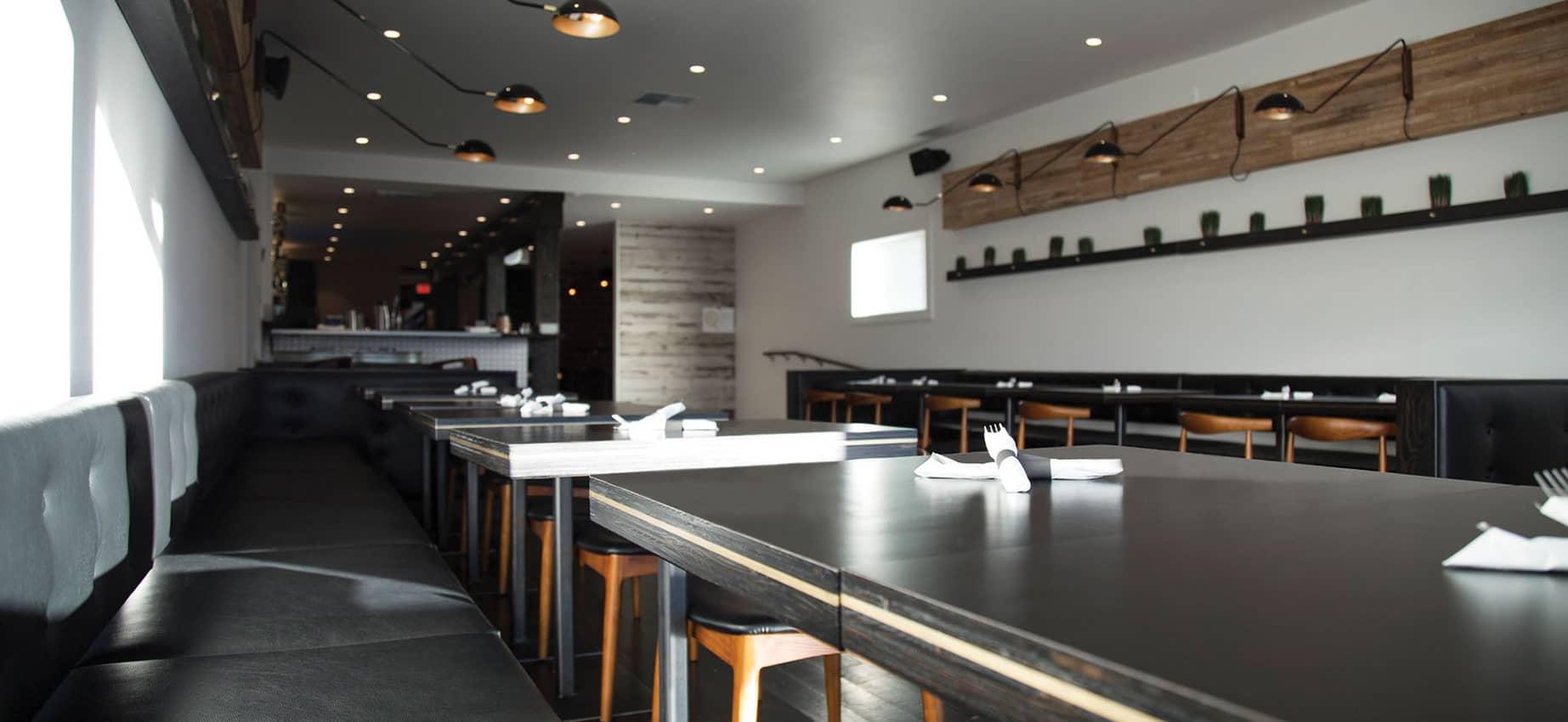 full service dining room